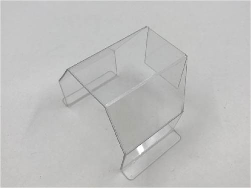 Individuelle Schutzkappen aus Kunststoff
